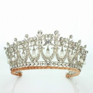 Queen's Tiaras