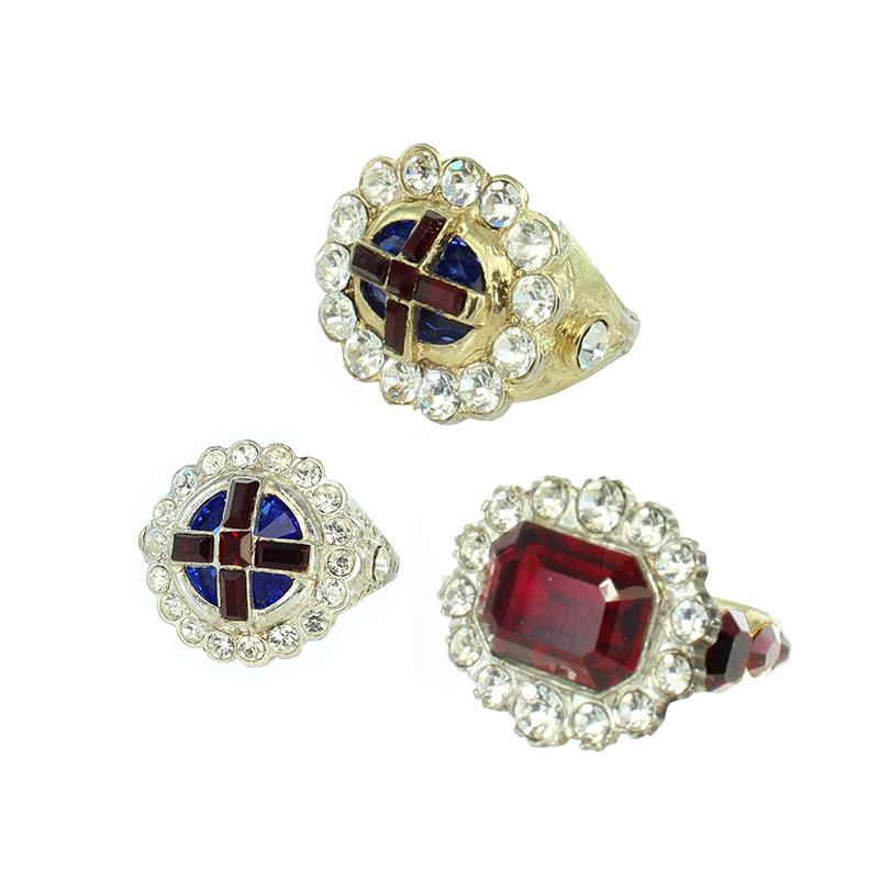 Sovereign's rings