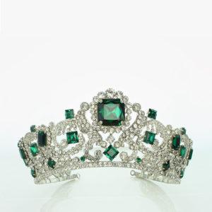 Duchess of Angouleme emerald tiara
