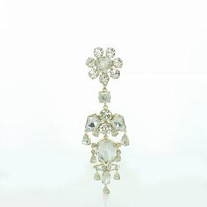 Eugienia's diamond drop brooch