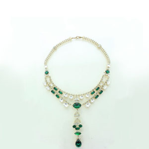 Maharaja of Indore necklace