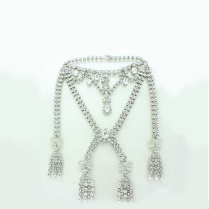 Marie Antionette diamond necklace