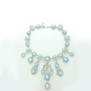 Marie Teresa turquoise necklace
