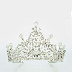 Queen Maud's pearl tiara