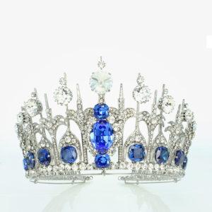 Queen Maximas Tiara