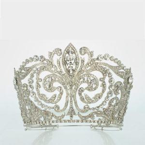 Princess Victoria Eugenie's wedding tiara