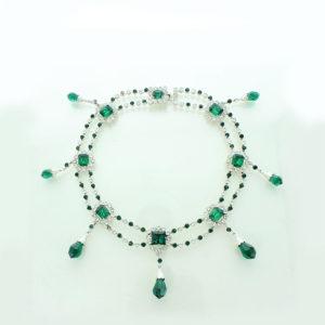 Stephanie De Beauharnais necklace