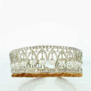 The Russian Beauty tiara