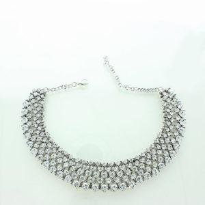 Diamante Collar