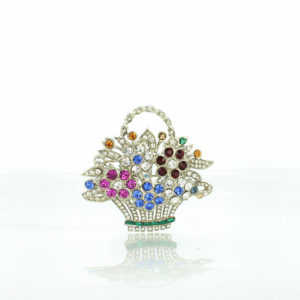 Queen's brooches